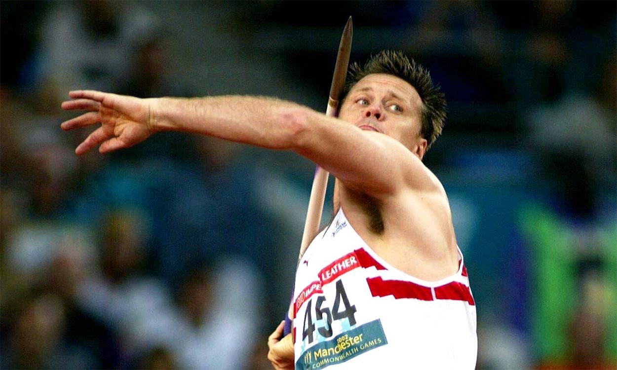 Commonwealth Games: Men's javelin