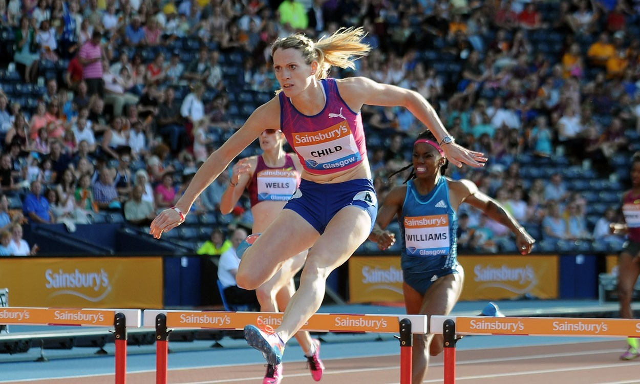 Athlete insight – Eilidh Child