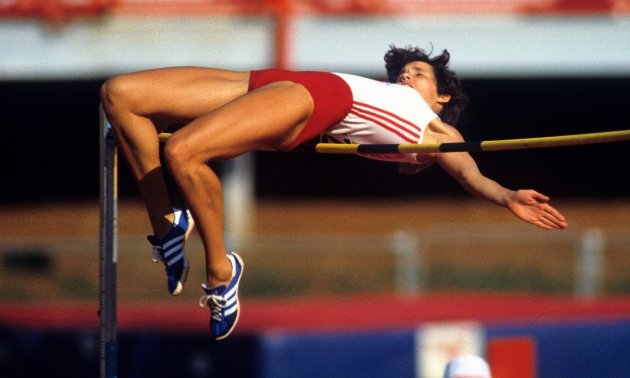 Commonwealth Games: Women's high jump