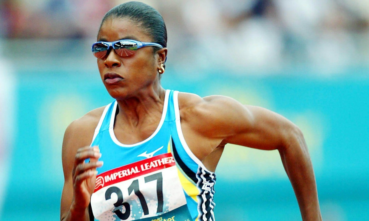 Commonwealth Games: Women's 100m/100yds and 200m/220yds