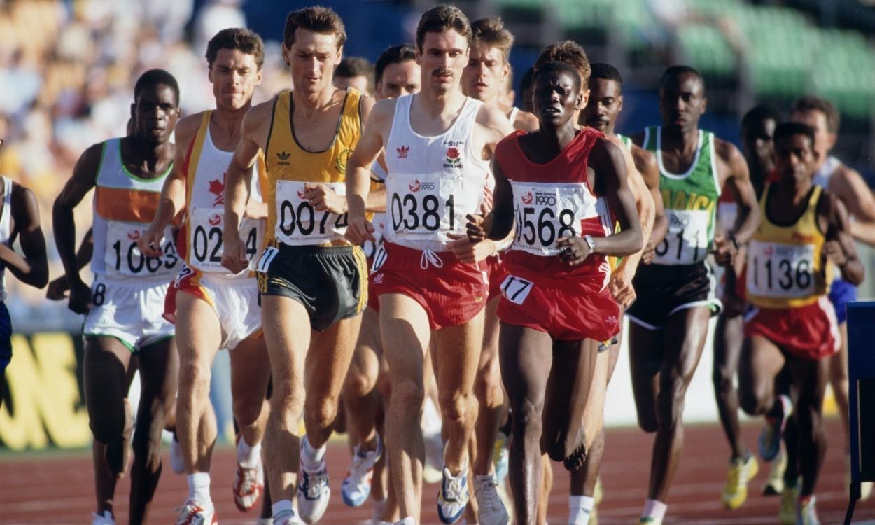 Commonwealth Games: Men's 6 miles/10,000m