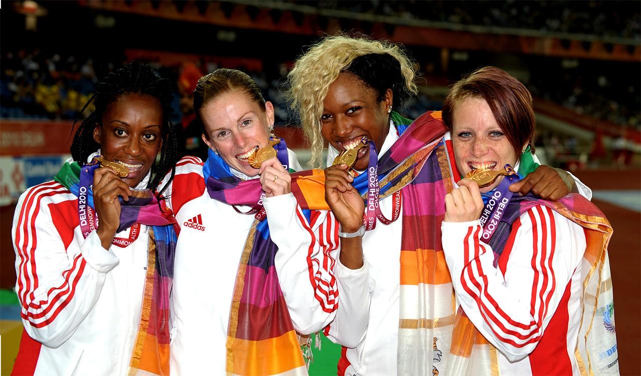 Commonwealth Games: Women's 4x100m relay