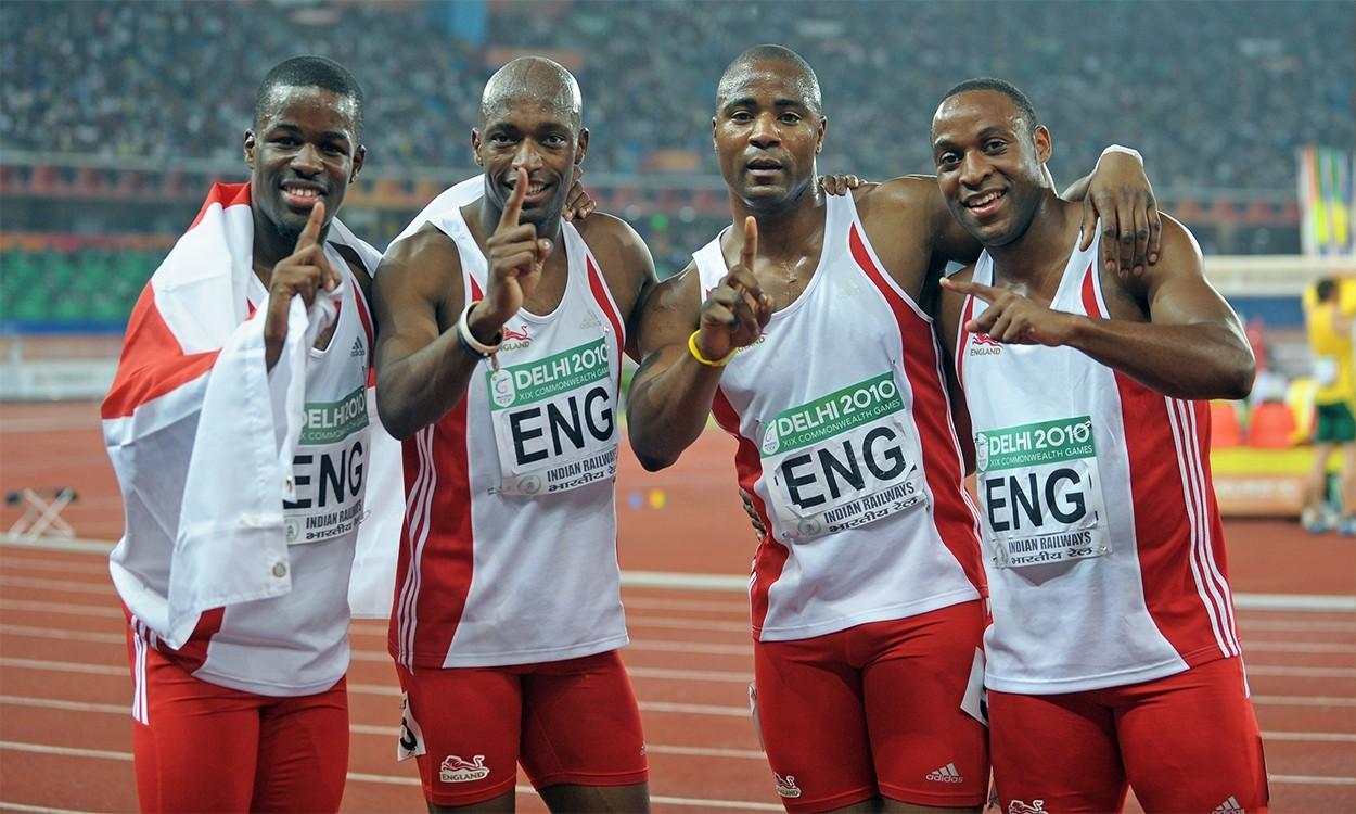 Commonwealth Games: Men's 4x100m relay