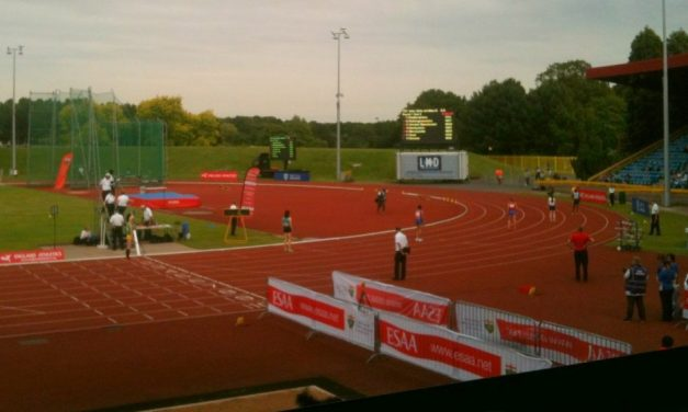 English Schools AA launches virtual championships
