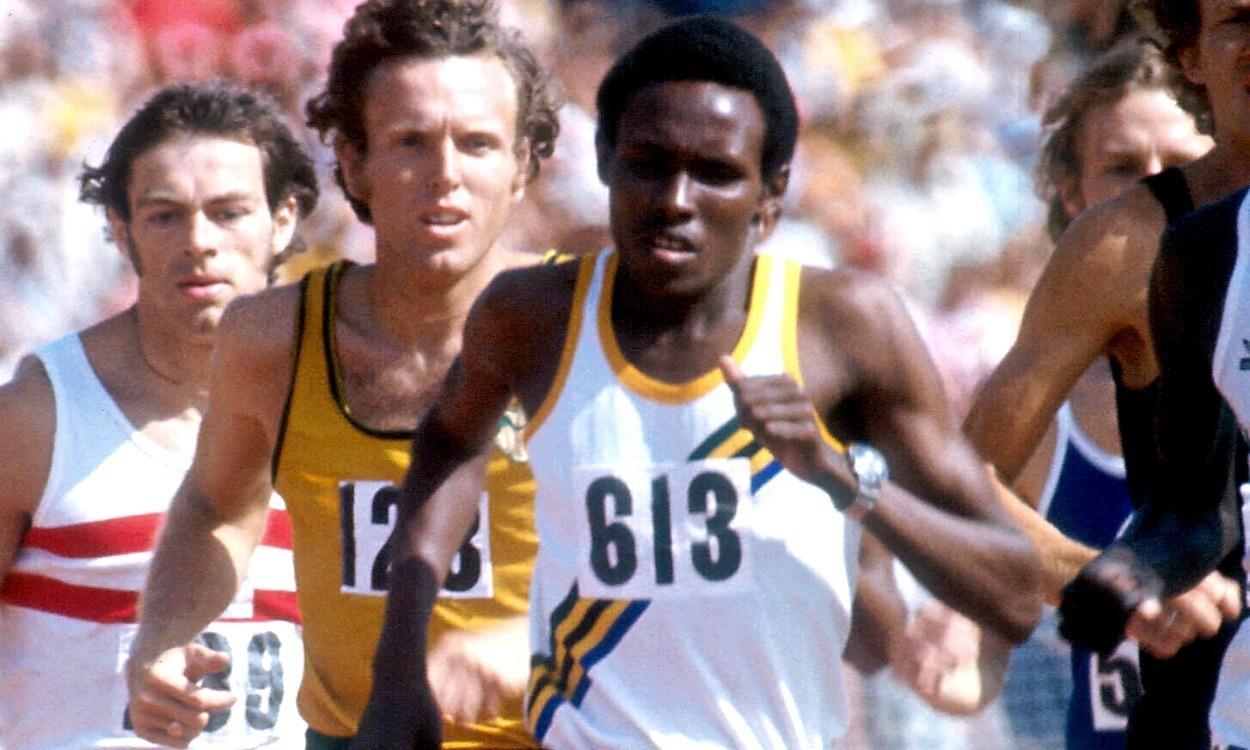 Commonwealth Games: Men's Mile/1500m