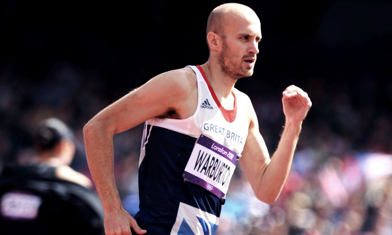 Gareth Warburton to return to racing after doping ban