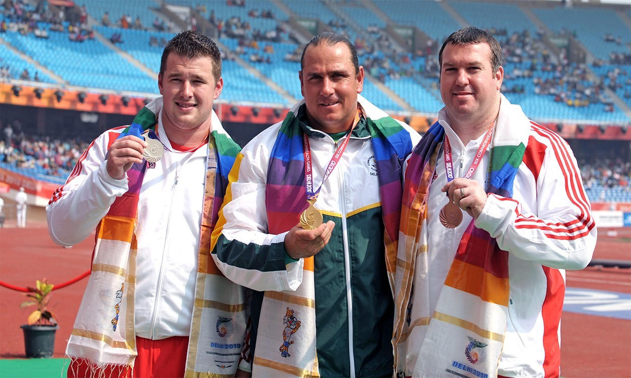 Commonwealth Games: Men's hammer
