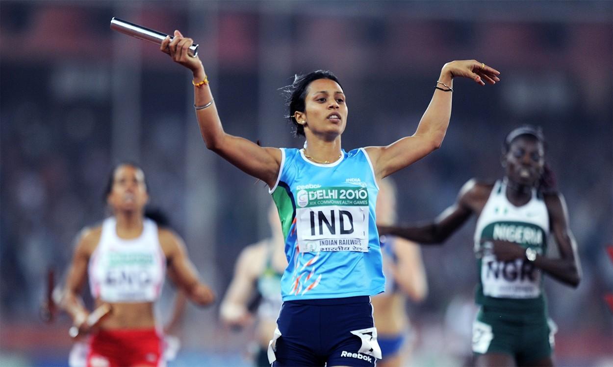 Commonwealth Games: Women's 4x400m relay