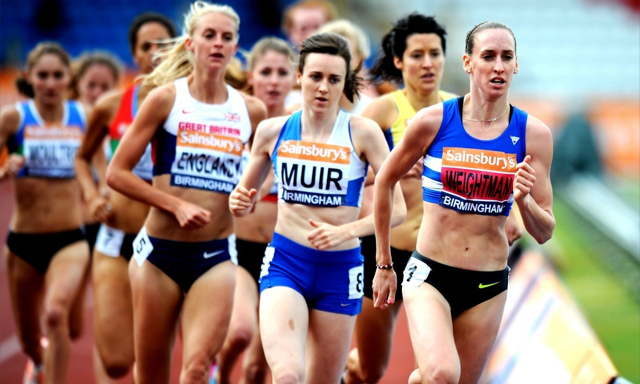 Laura Weightman and Hannah England to race Fifth Avenue Mile