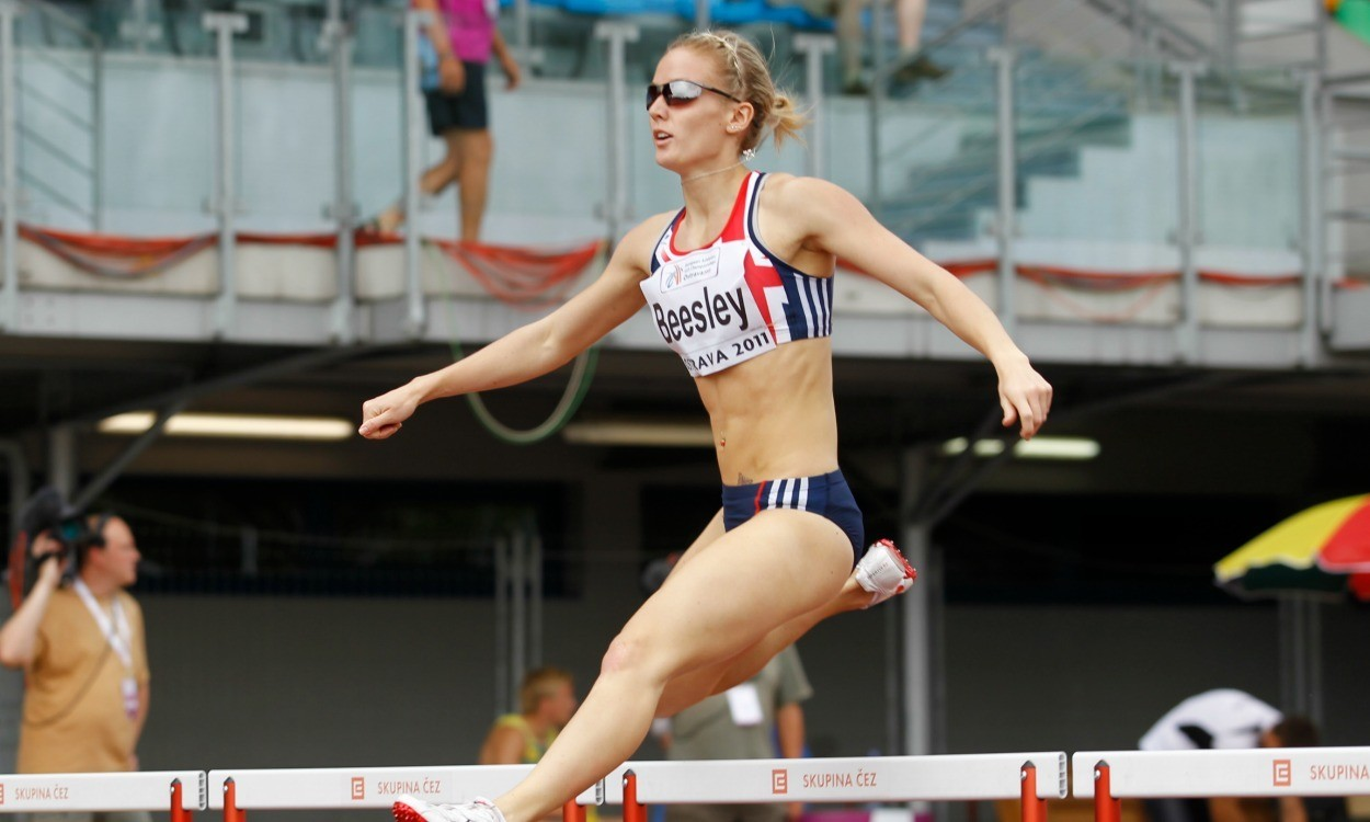 Meghan Beesley out of Commonwealth Games