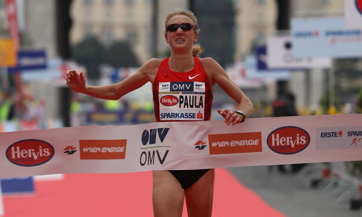 Paula Radcliffe to resume road career at Worcester City 10k