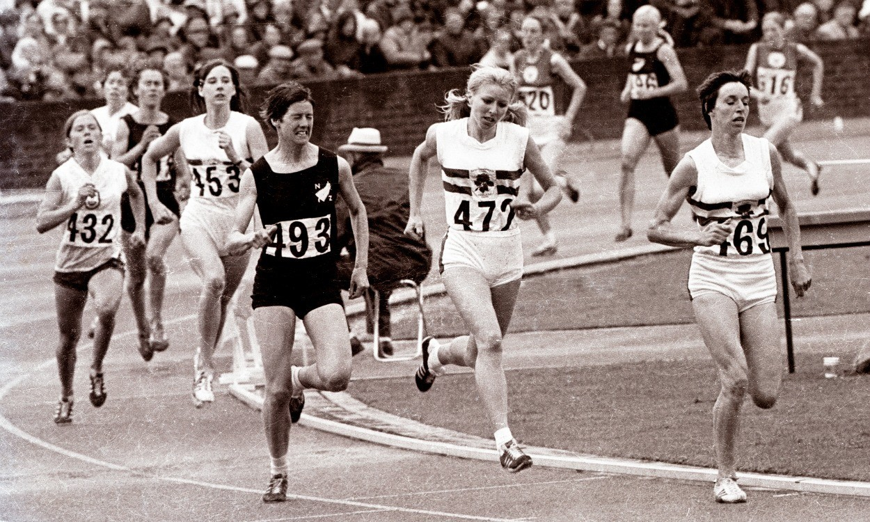 Commonwealth Games: Women's 1500m