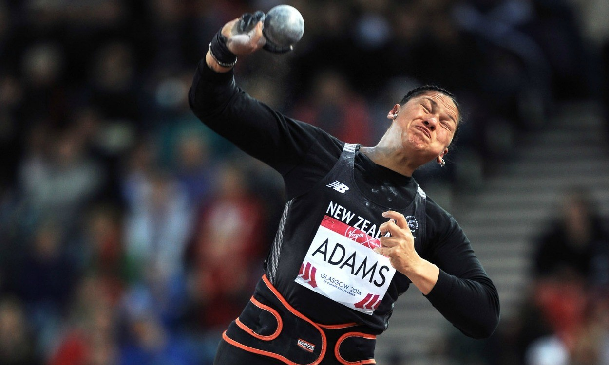 Valerie Adams among IAAF Athletes' Commission candidates