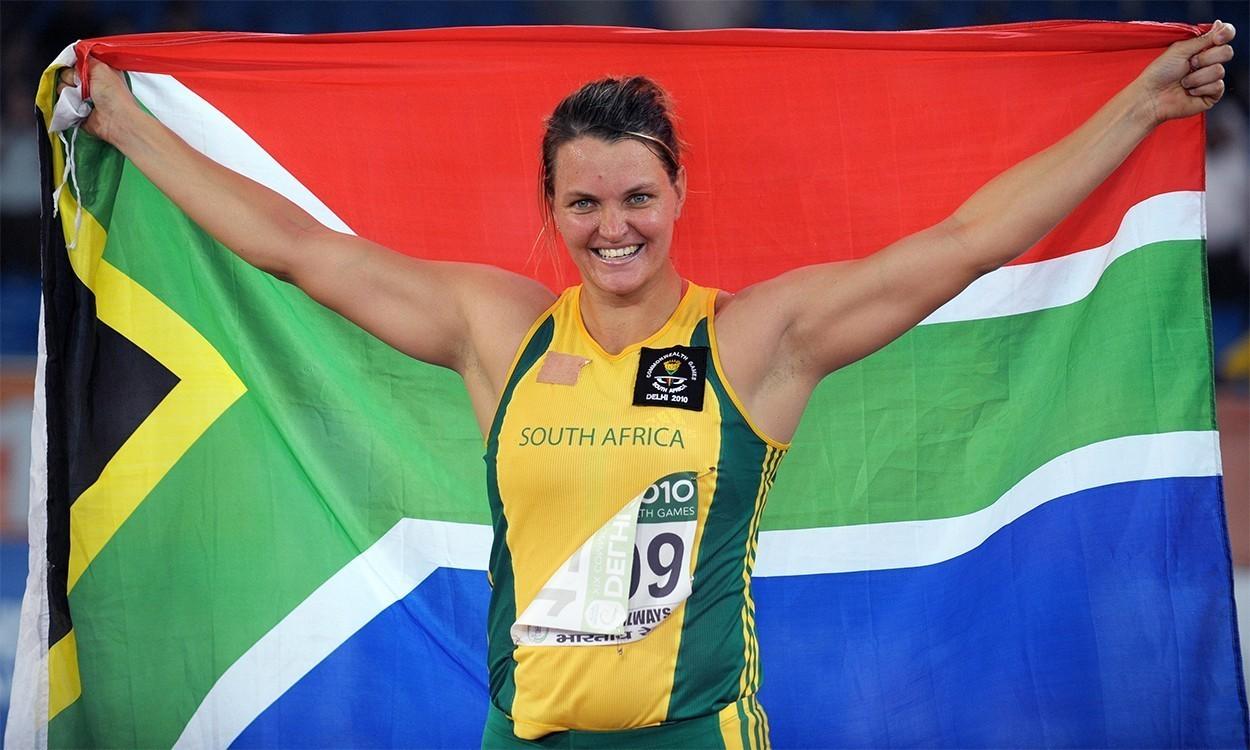 Commonwealth Games: Women's javelin
