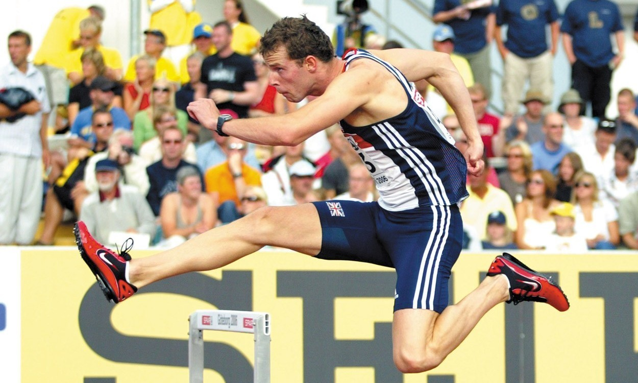 Rhys Williams and Gareth Warburton free to resume athletics careers