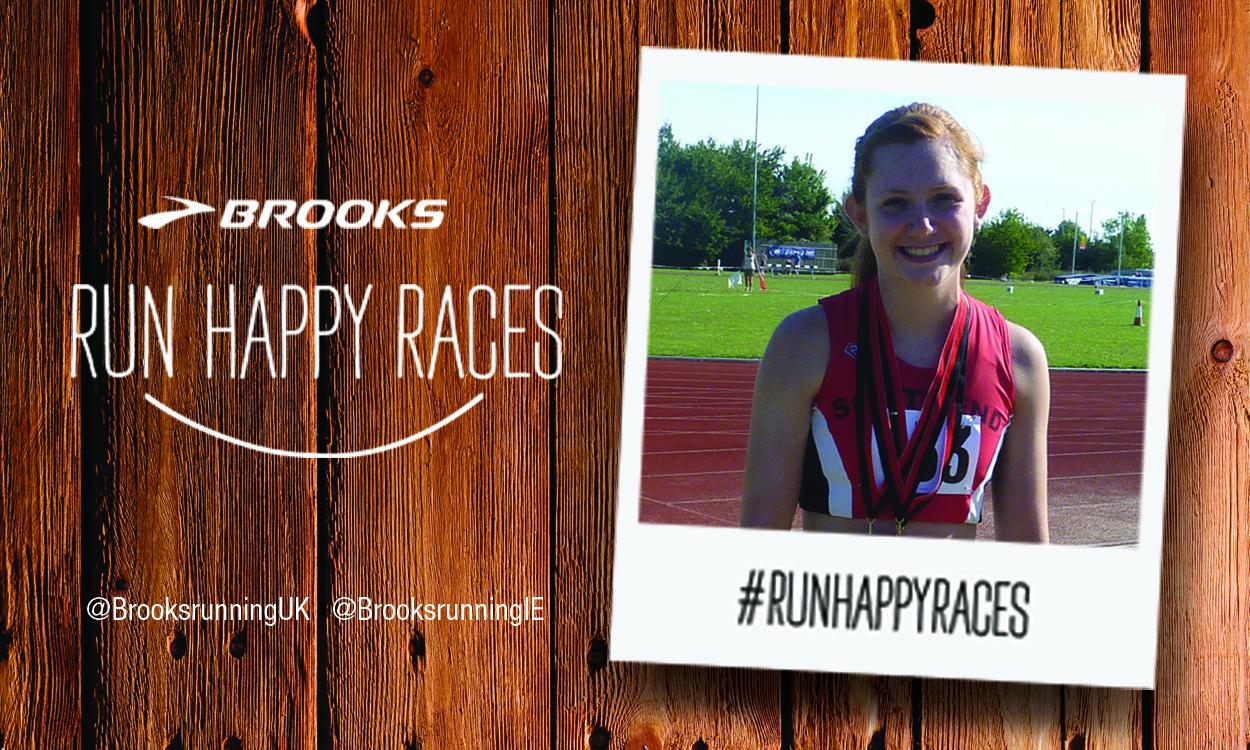 My Run Happy story: Annabel Matthews-Smith