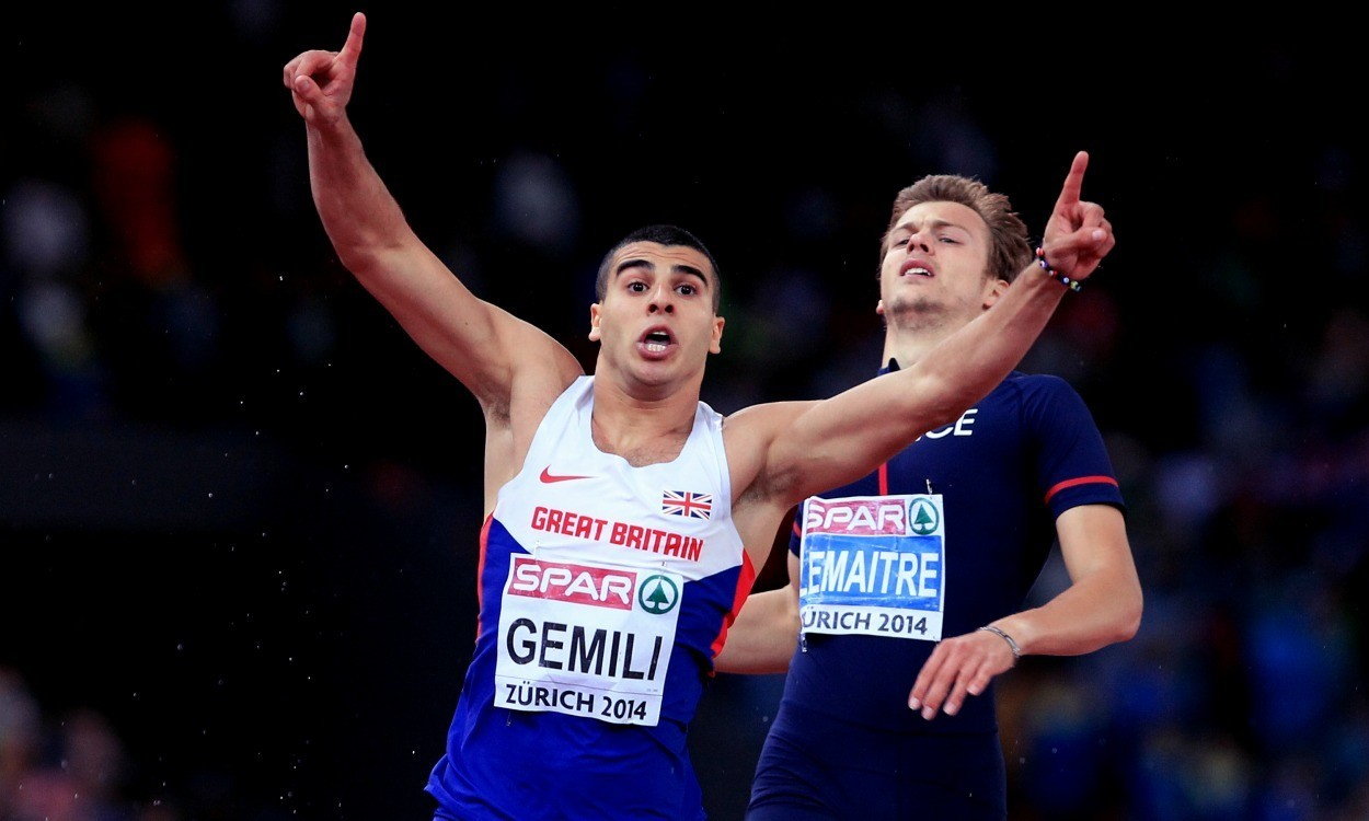 Injury taught me a lot, says Adam Gemili