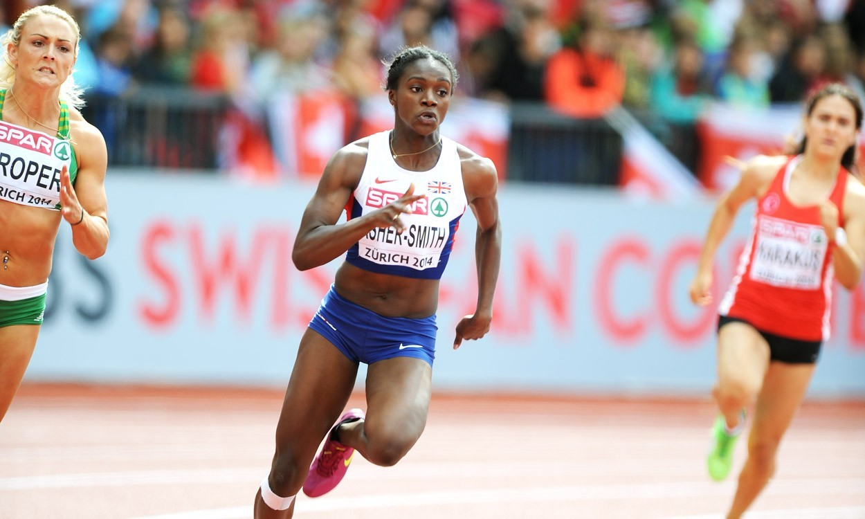 European Championships: Athletes in action in Amsterdam