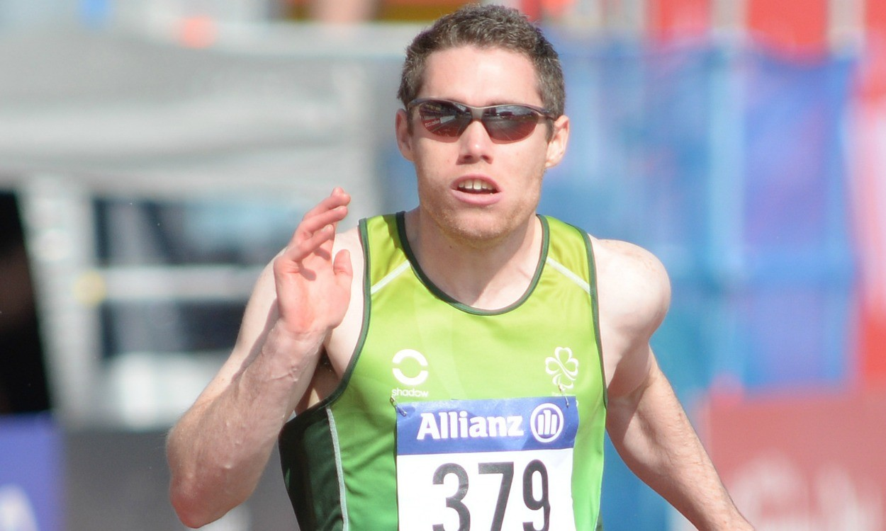 Jason Smyth grows gold medal collection in Swansea