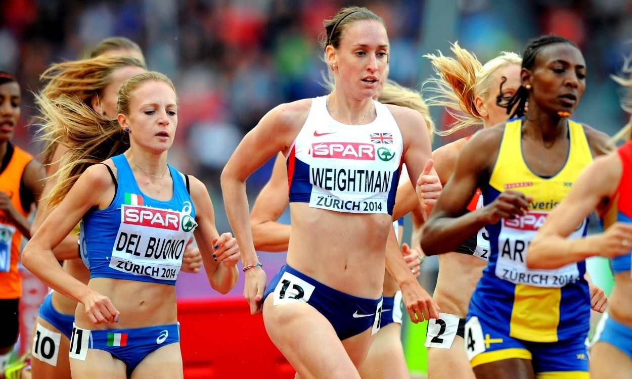 Laura Weightman on her Commonwealth and European success