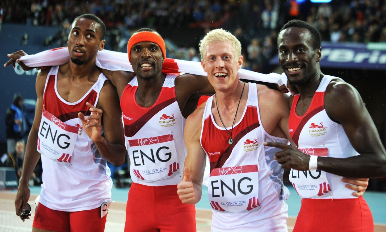 Relay great final night at Glasgow 2014