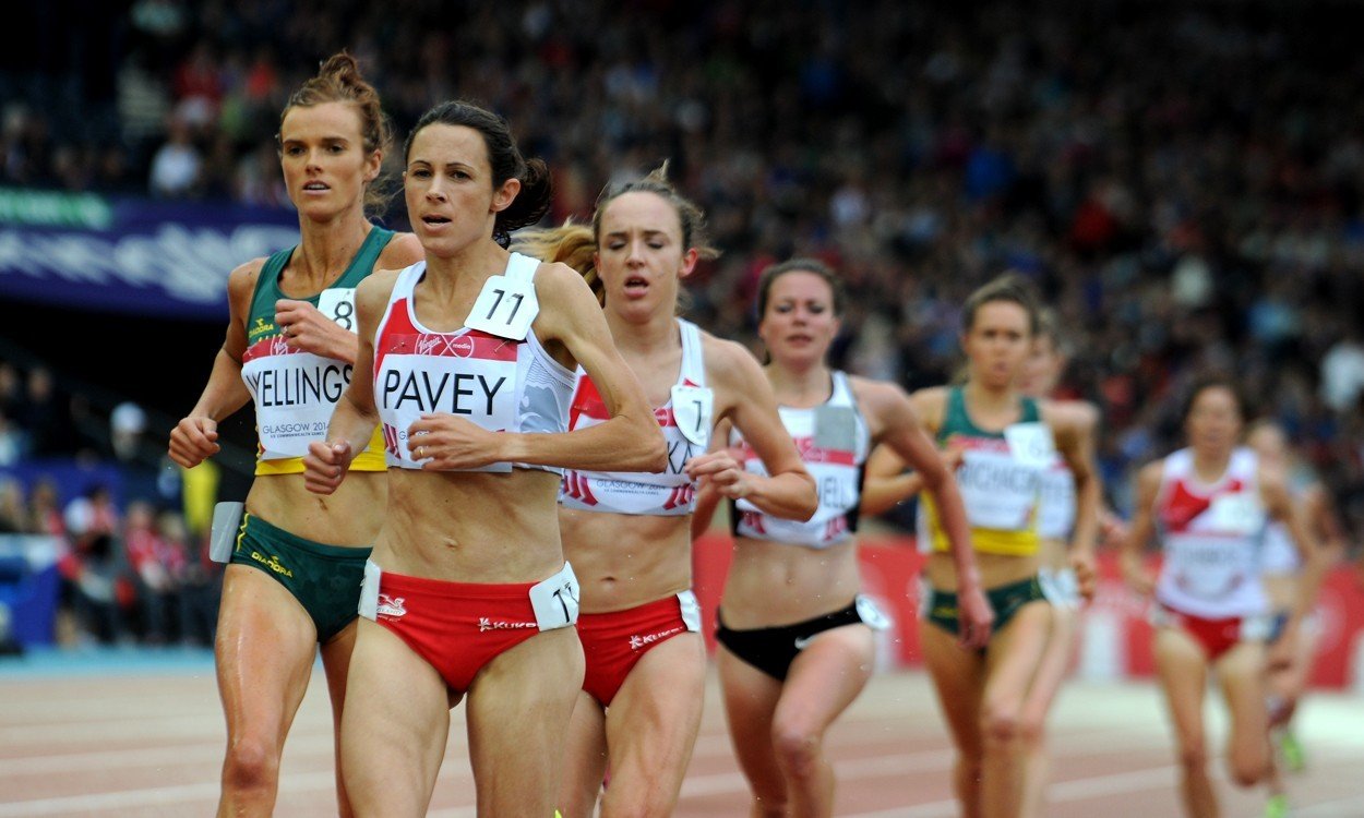 Jo Pavey in bid to become oldest ever women's European champion