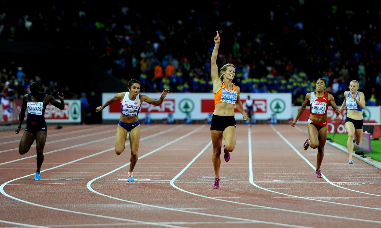 World-class athletics returns to Zurich for Diamond League