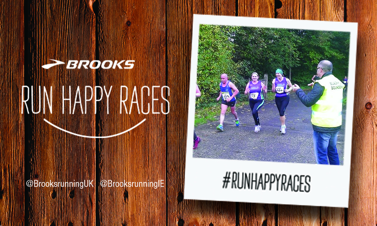 My Run Happy story: Laura Chapman