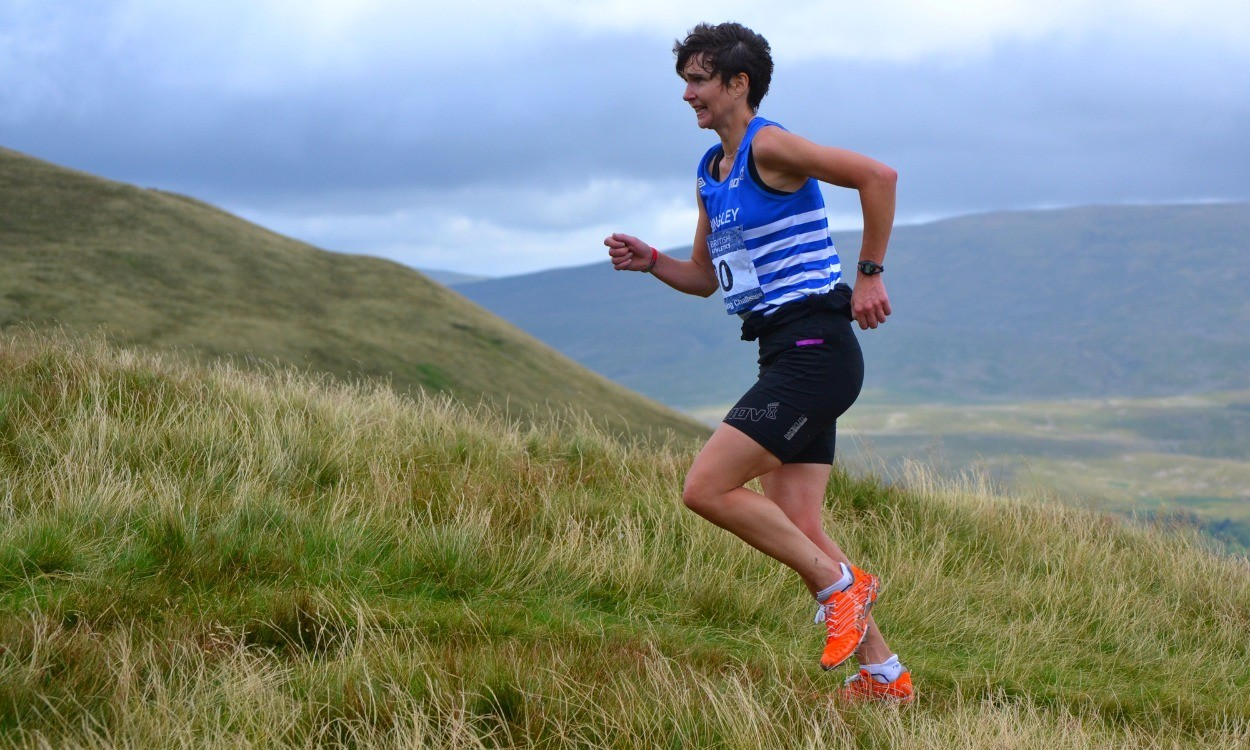 Top tips for uphill running