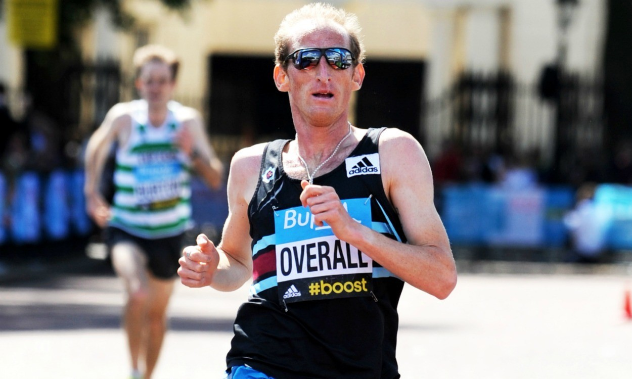Scott Overall and Emma Stepto win runbritain Grand Prix