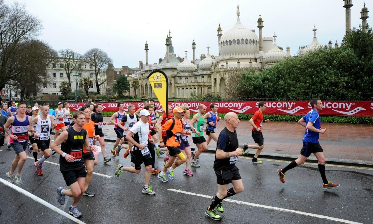 Brighton Marathon entry to re-open
