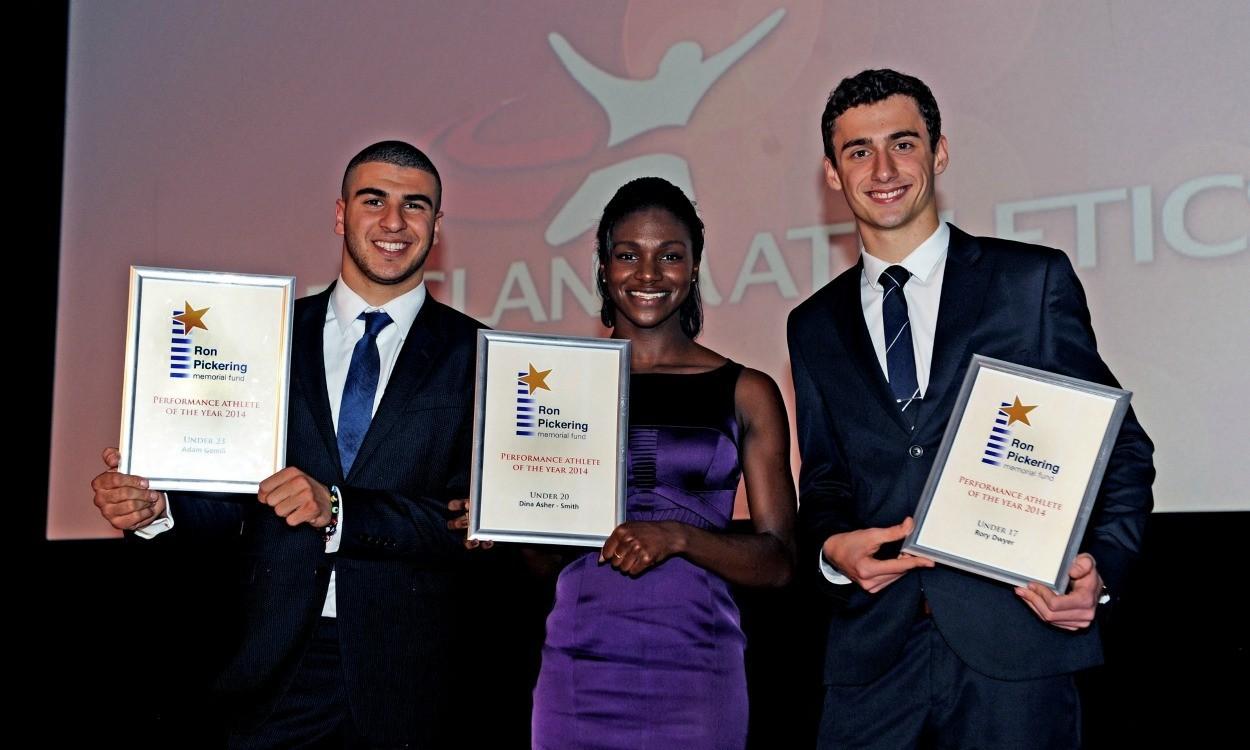 Adam Gemili among RPMF award recipients