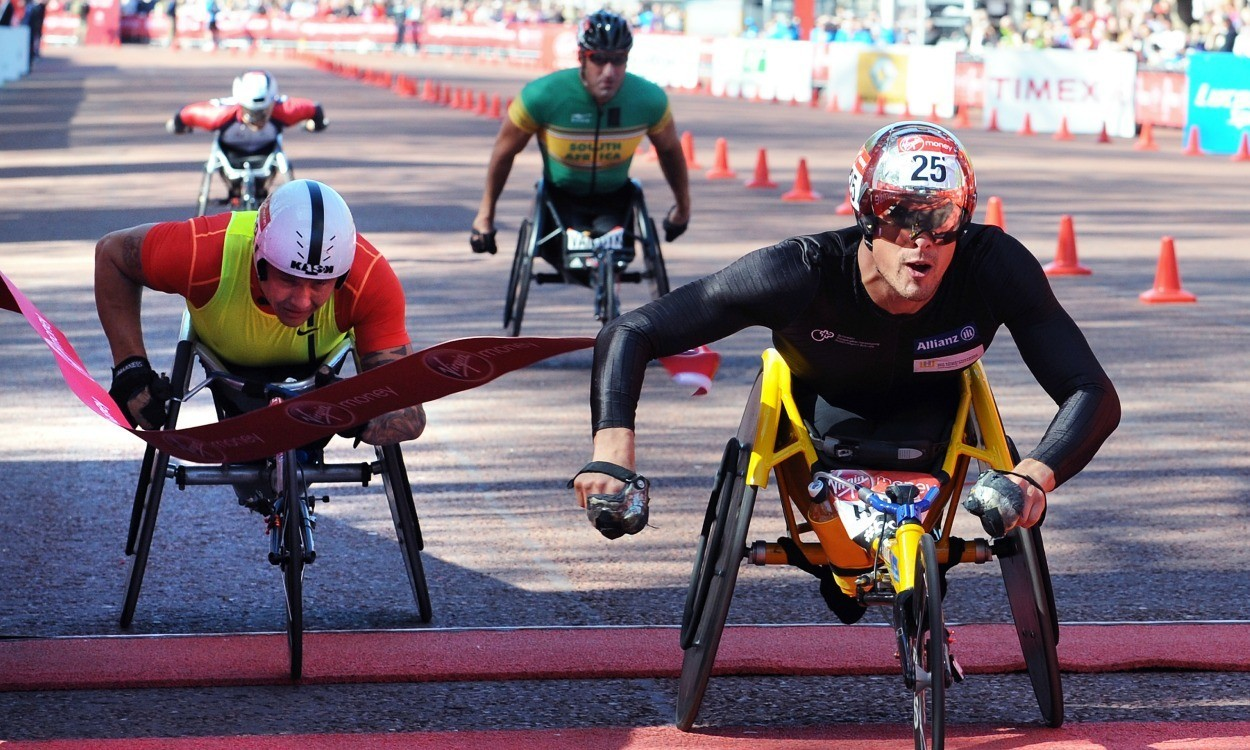London to stage 2015 IPC Athletics Marathon World Champs