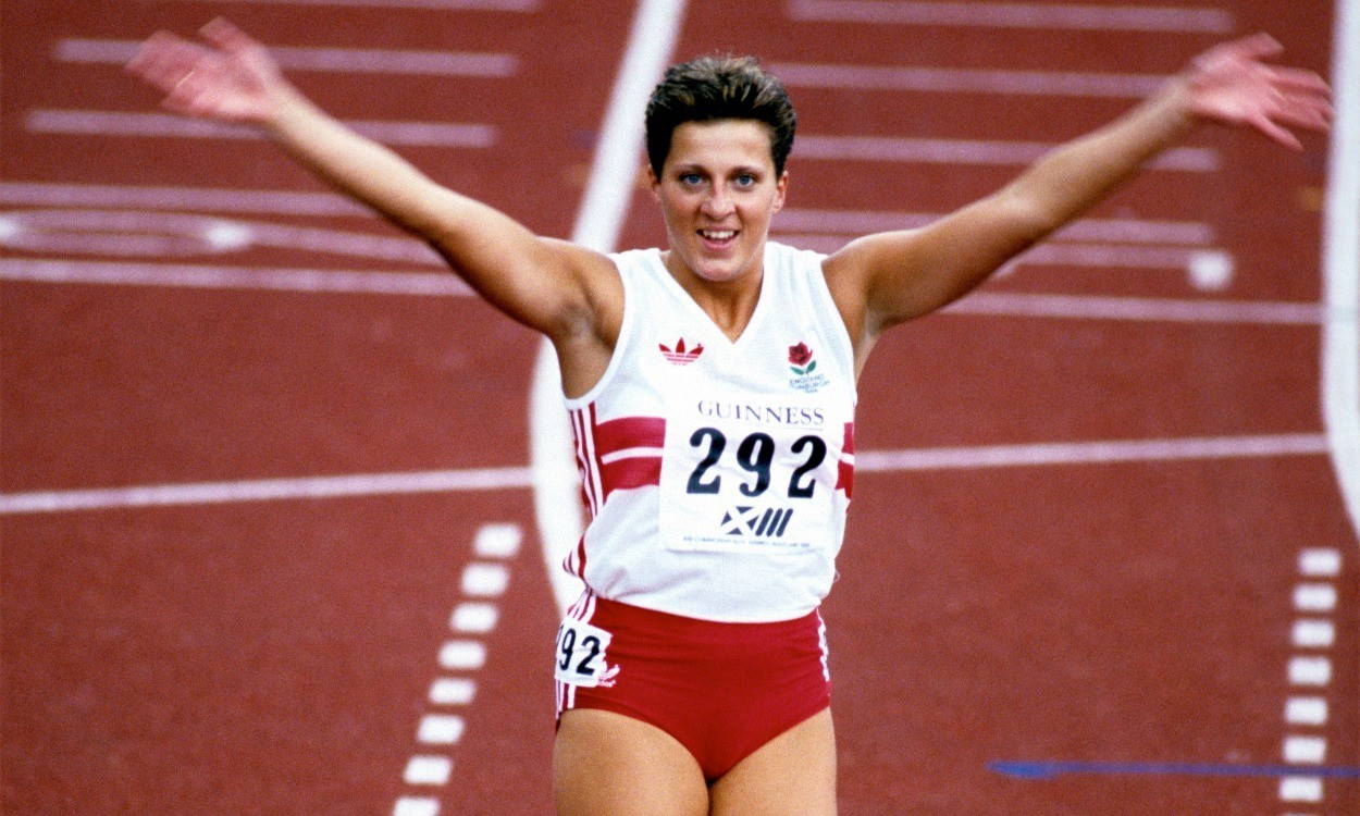 A day in the life of … Sally Gunnell