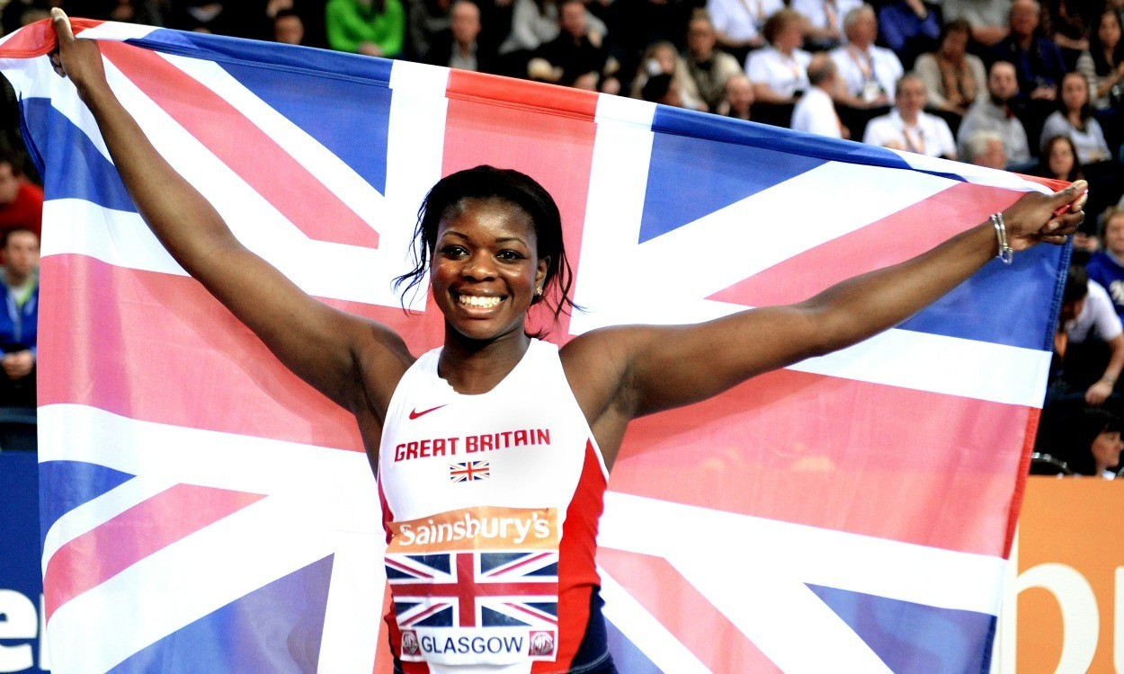 Emotional Asha Philip overcome with pride in World Indoors build-up