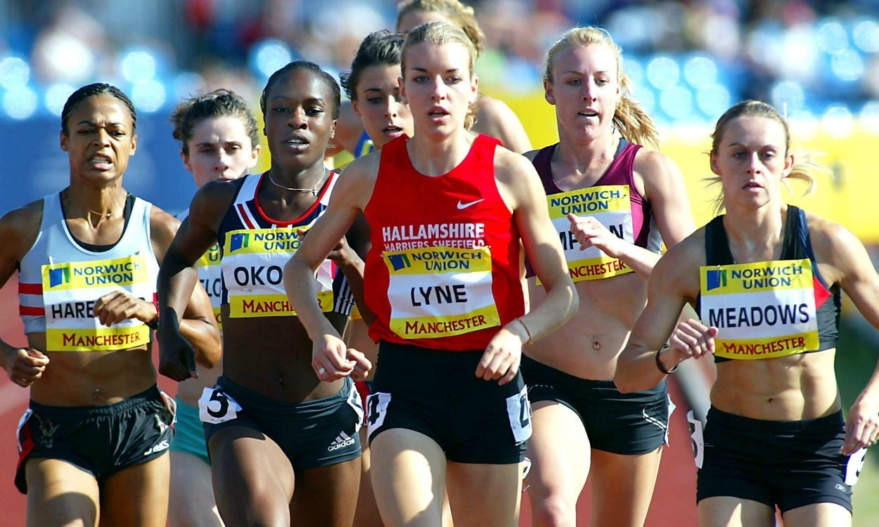 Becky Lyne on her experiences in athletics