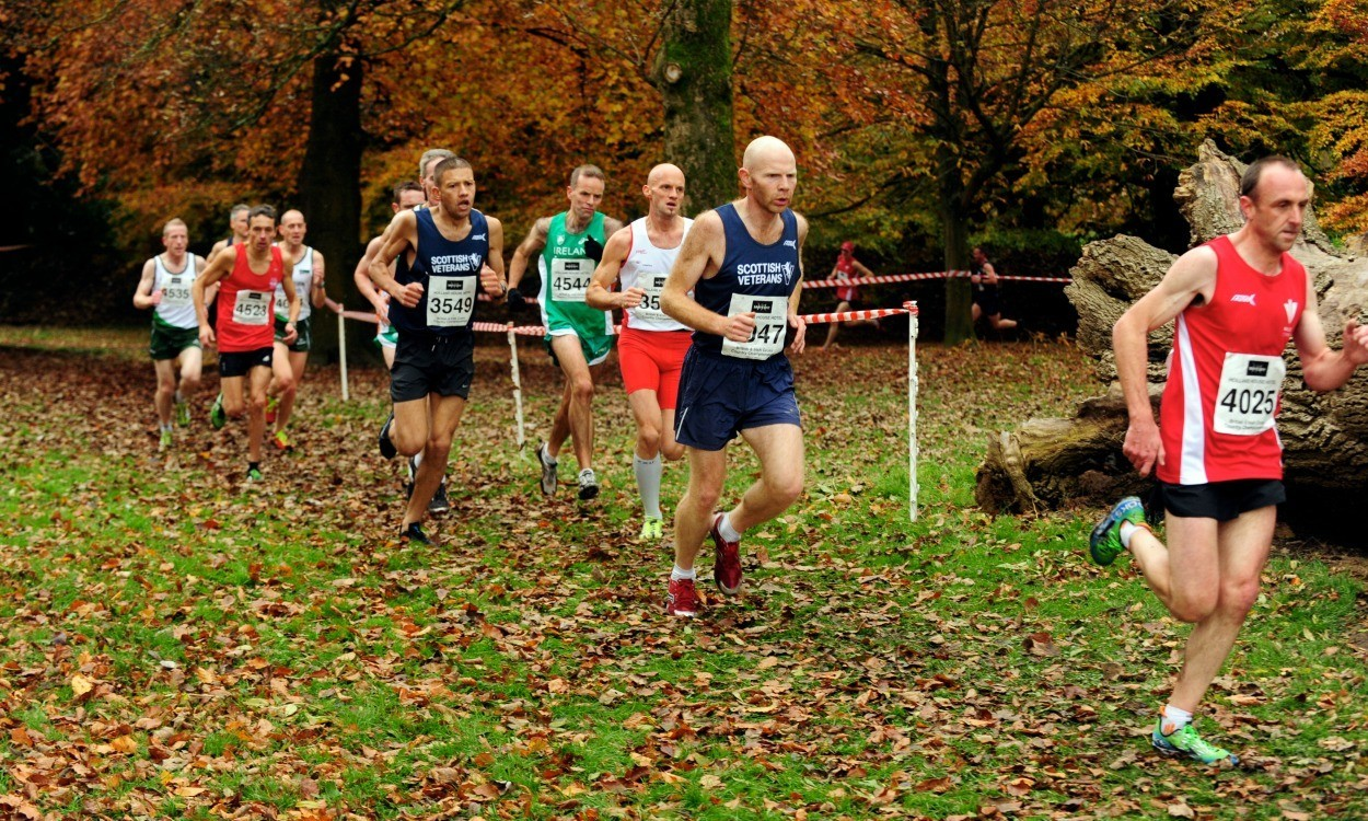 England seeking masters cross country glory in Nottingham
