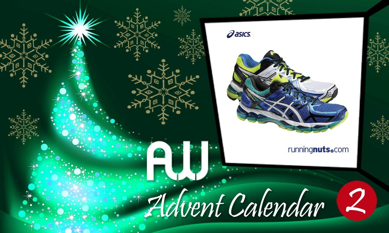 Win a pair of Asics trainers from runningnuts.com