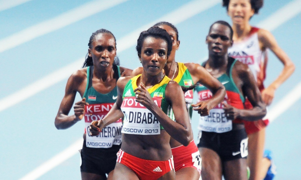 Tirunesh Dibaba to miss 2015 season