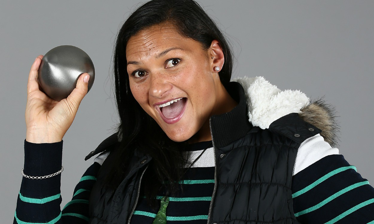 Valerie Adams and Renaud Lavillenie voted World Athletes of the Year