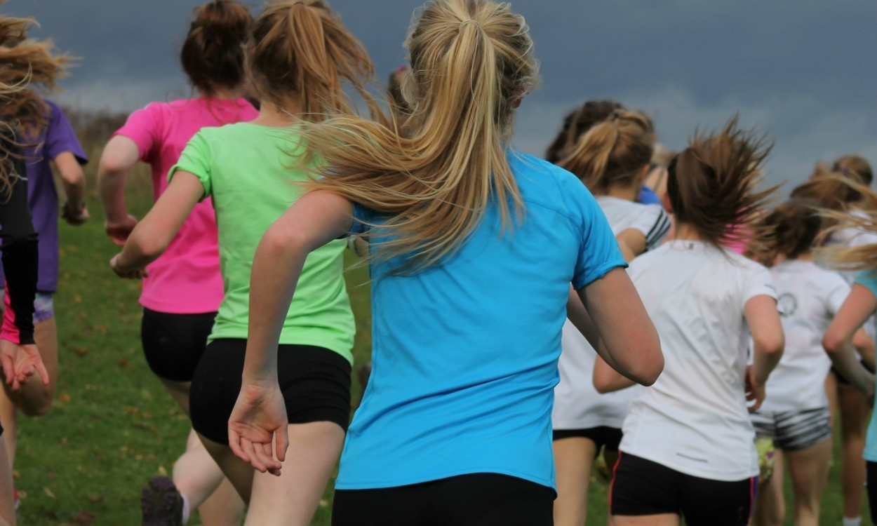 Running on the rise, according to latest Sport England figures