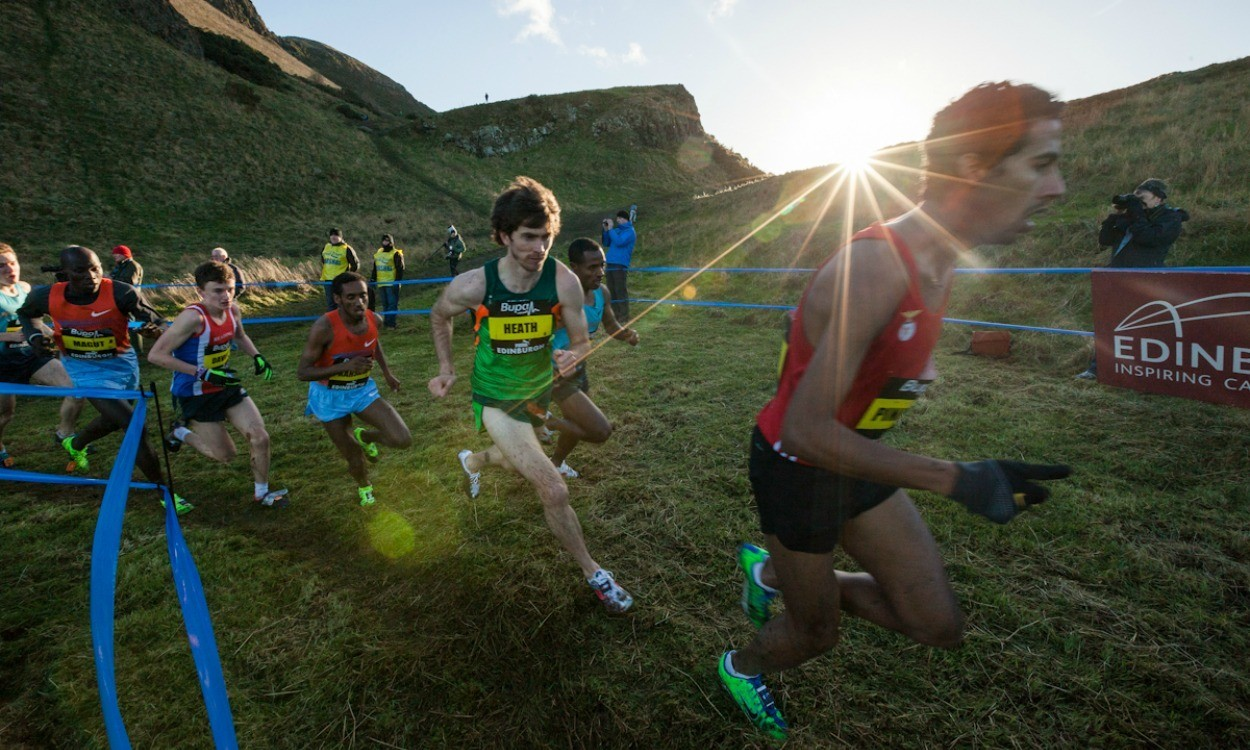 Strong field for international 4km at Great Edinburgh Cross Country