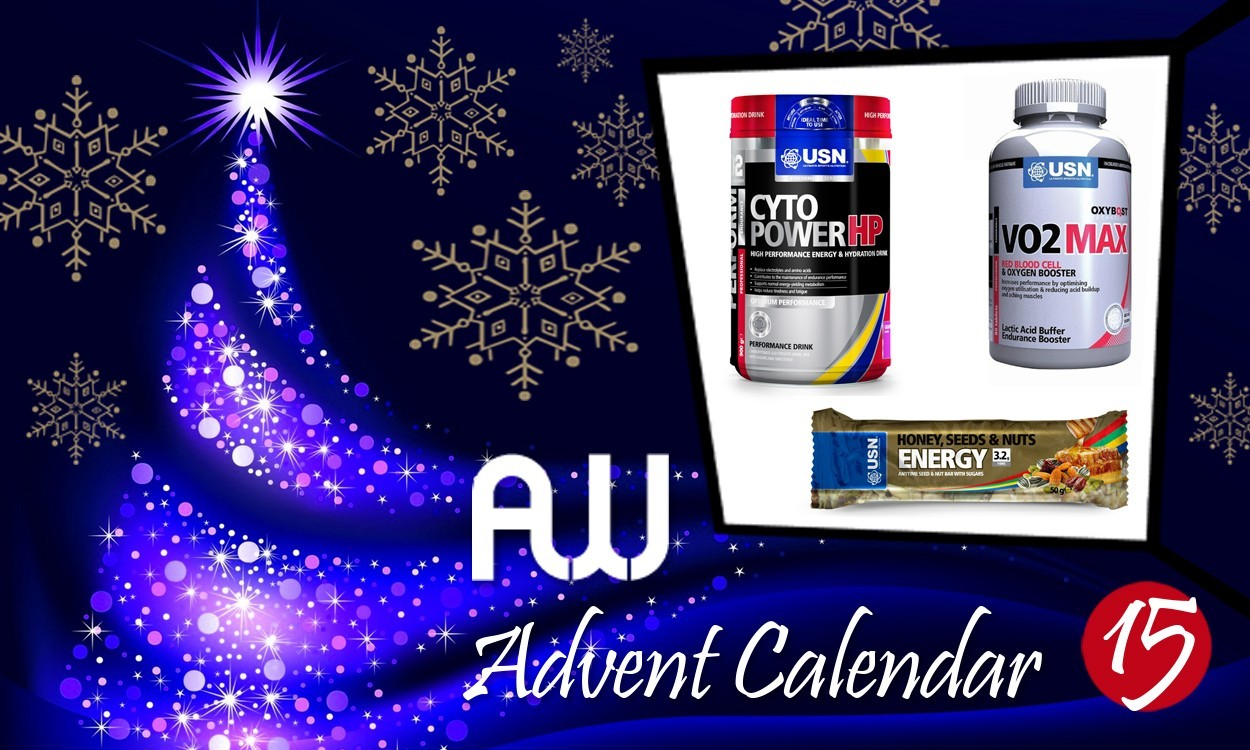 Win a bundle of USN products