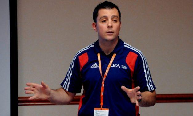 Barry Fudge steps down as British Athletics head of endurance