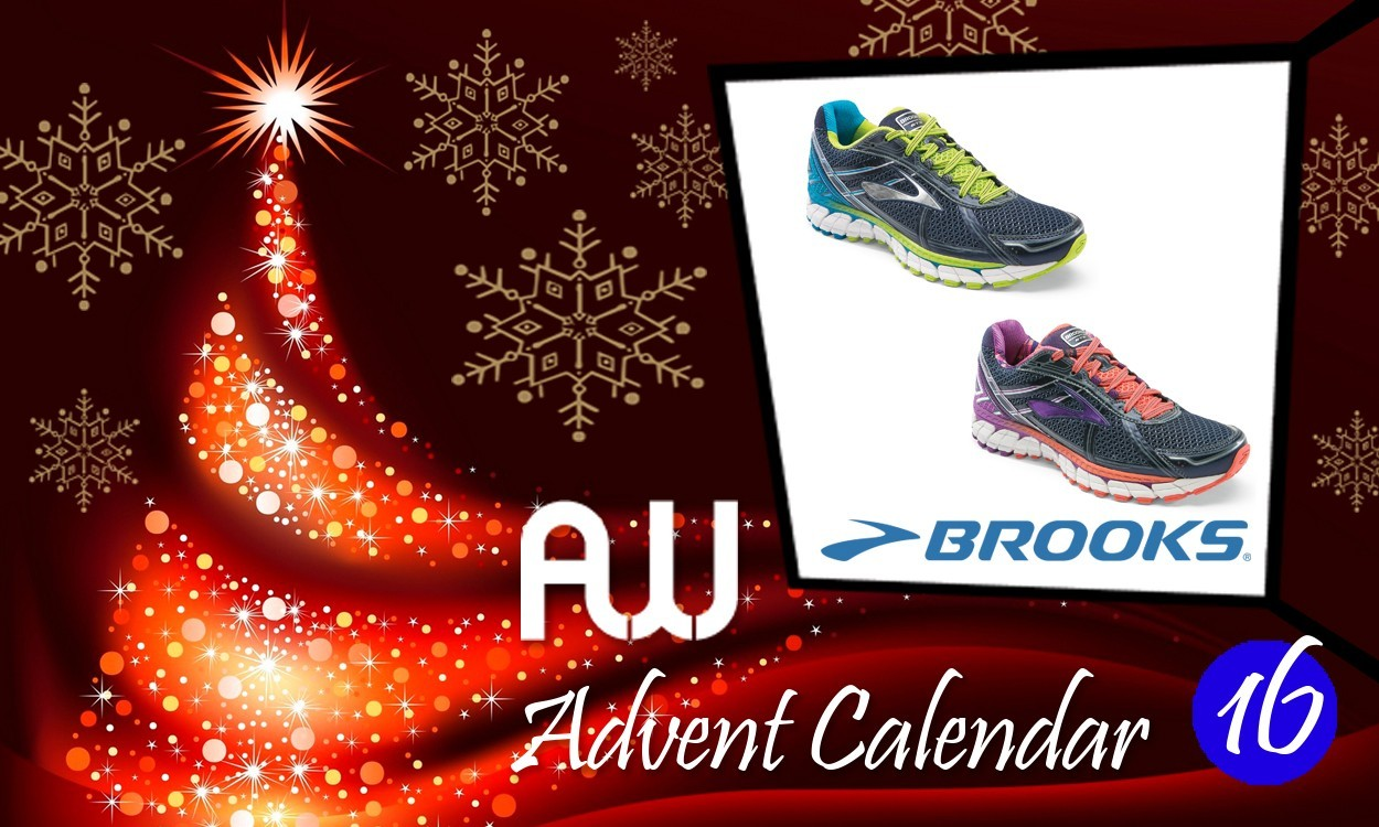 Win a pair of Brooks trainers