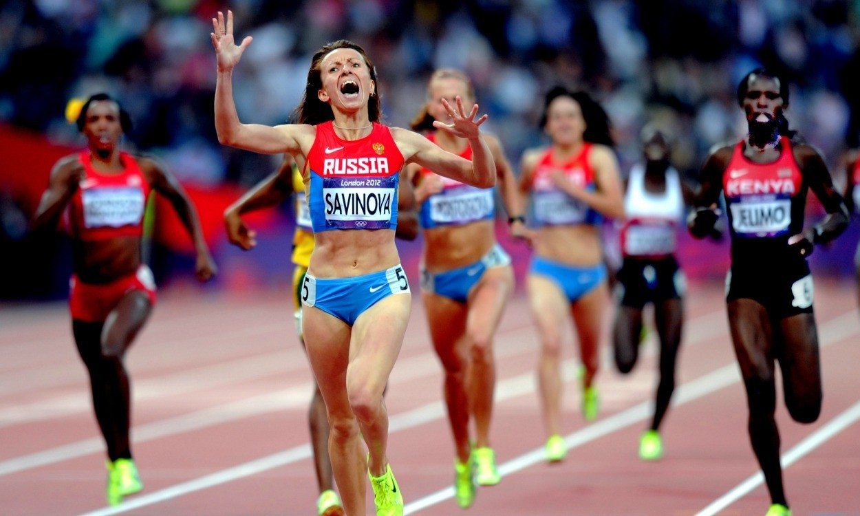 Mariya Savinova stripped of 2012 Olympic 800m title