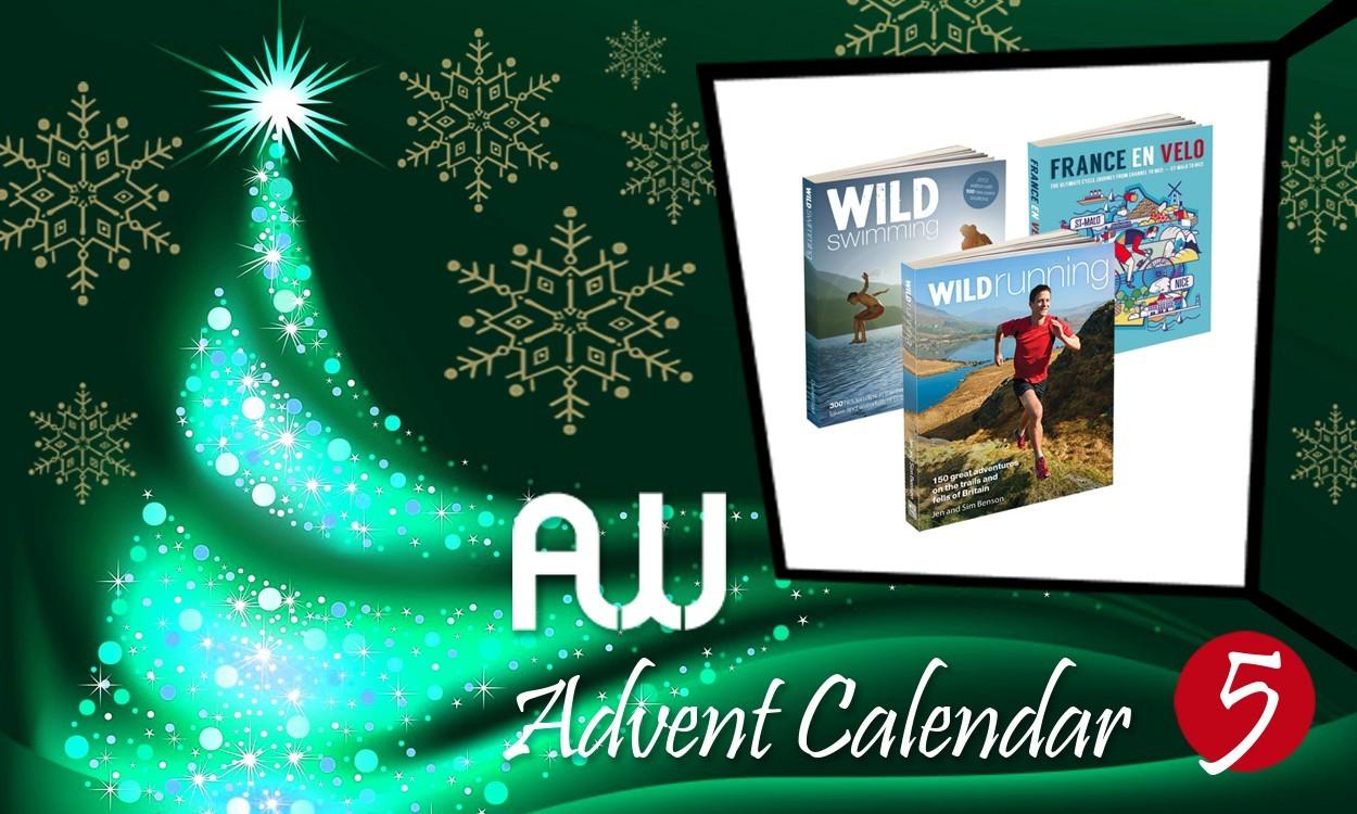 Win £100 worth of Wild Things books