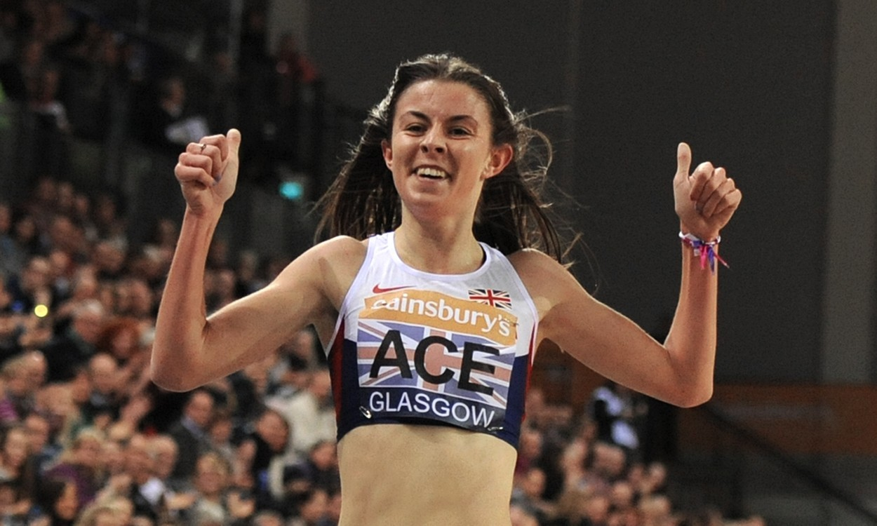 "Jess Judd: ""I've definitely got the love of athletics back"""