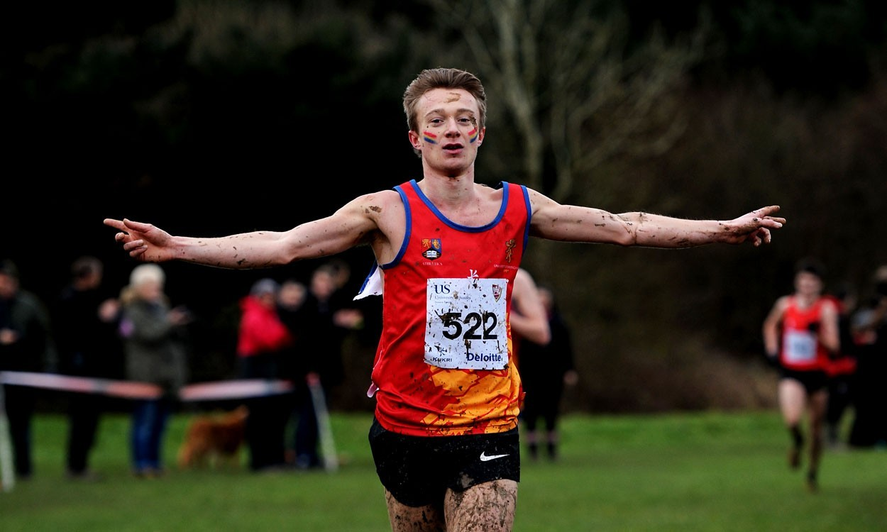 Jonny Hay and Emelia Gorecka win BUCS cross country