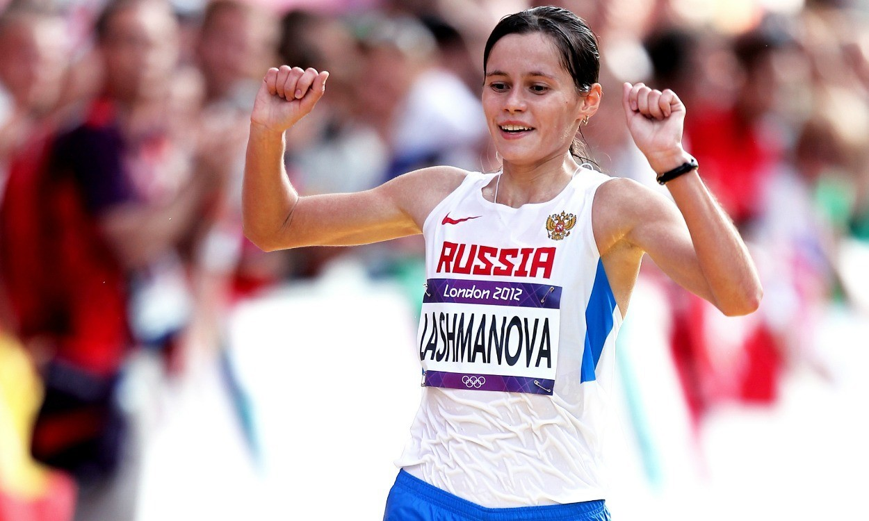 IAAF investigating allegations Elena Lashmanova competed while banned